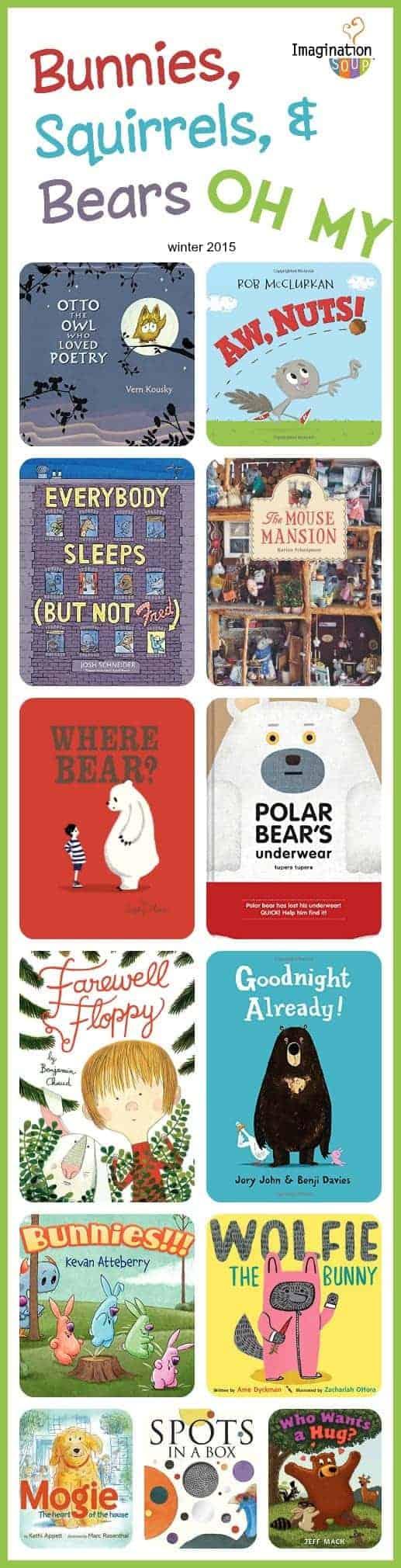 winter 2015 picture books