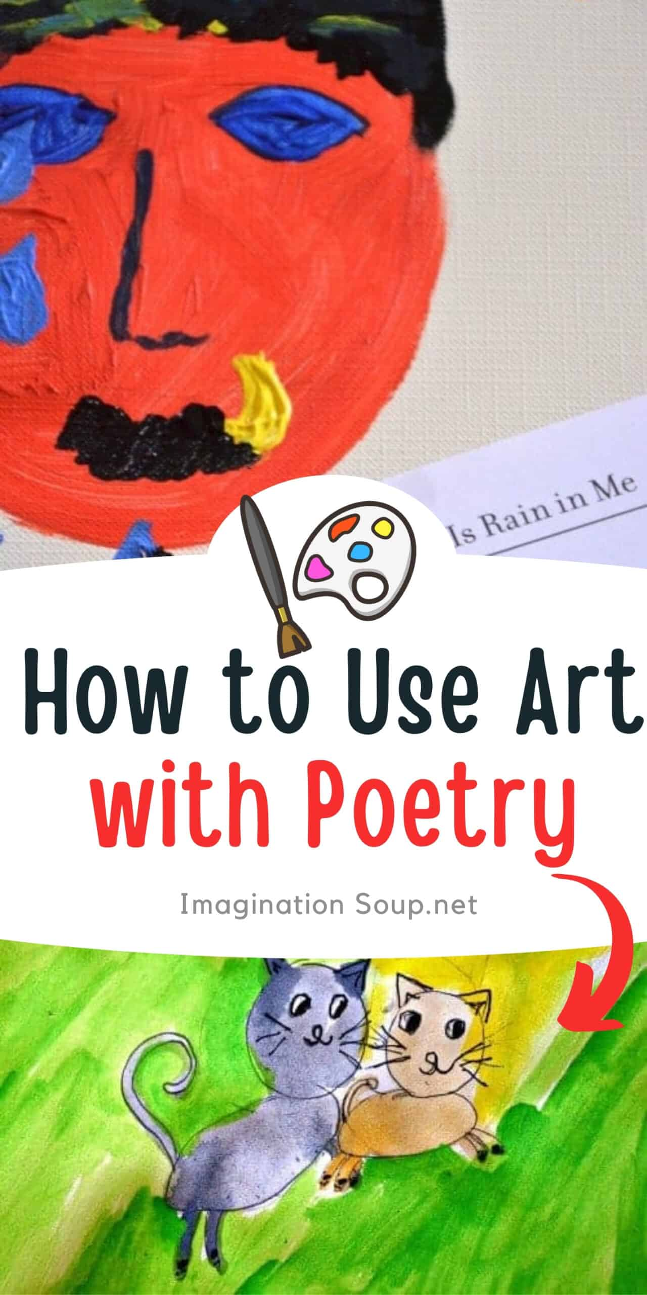 Poetry and Art Activity for Kids