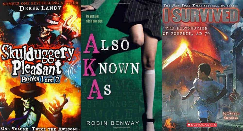 15 Chapter Book Series That Should Be More Popular Imagination Soup