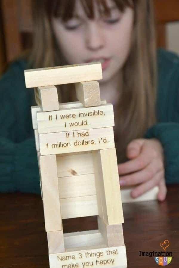 conversation blocks - Building Social Skills