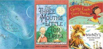 fairy tale picture books new