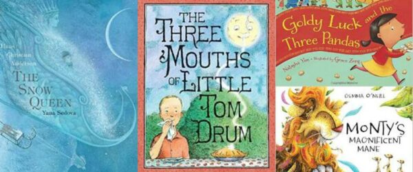 New, Fascinating Fairy Tale Picture Books