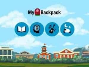 My Backpack Free Learning App for 4 - 7 year olds