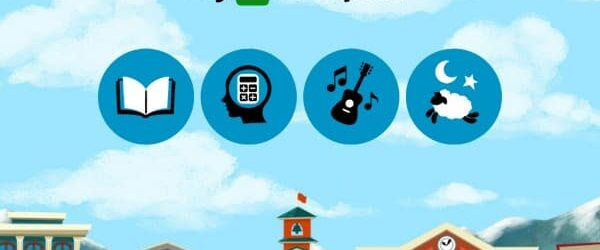 My Backpack Free Learning App for 4 – 7 year olds