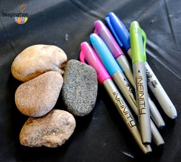 Story Stones for Your Garden Classroom