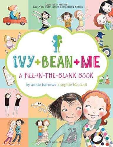 Ivy and Bean Journal