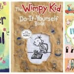 10 Character Based Journals for Kids