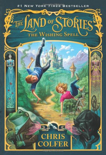 Land of Stories Fairy Tale Mashups