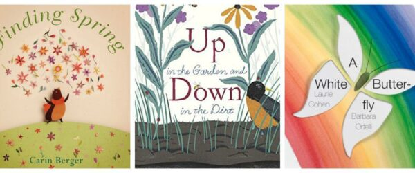 NEW Spring Picture Books 2015