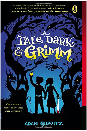 Tale of Dark and Grimm Fairy Tale Mashups
