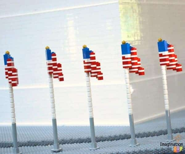 LEGO® Americana Roadshow