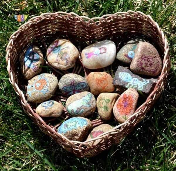make your own story stones