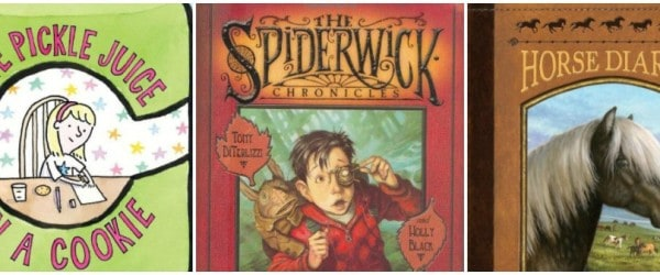 3rd Grade Summer Reading List (Ages 8 and 9)