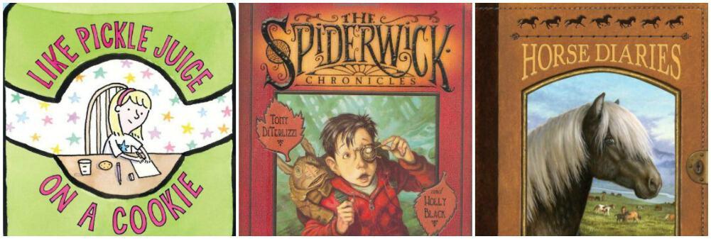 3rd Grade Summer Reading List Ages 8 9 Imagination Soup