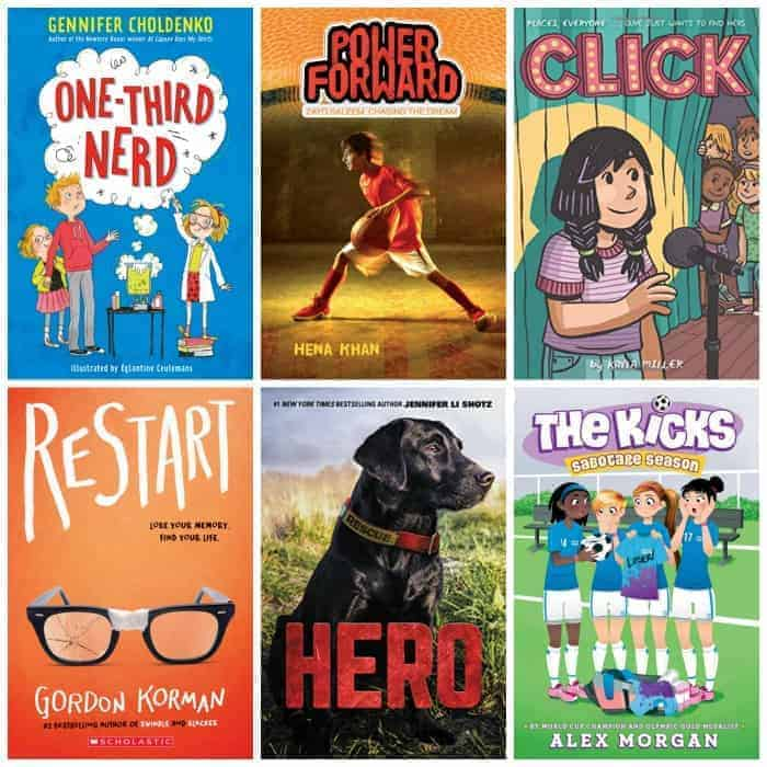 4th grade summer book list realistic
