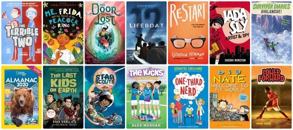 4th grade summer reading book list