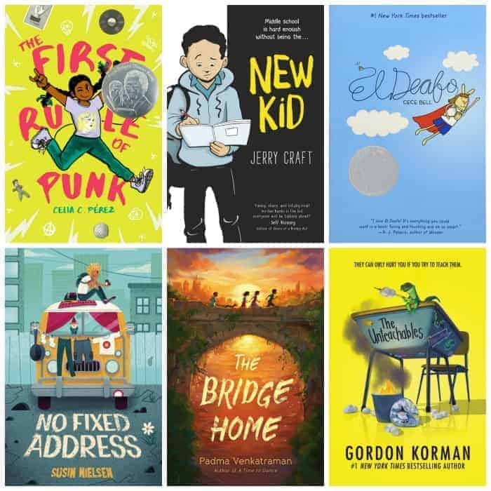 5th grade realistic books for summer