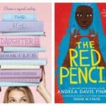 7th Grade Summer Reading List (age 12 – 13)