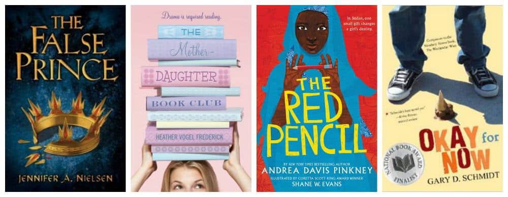 good books to read for a 7th grade book report