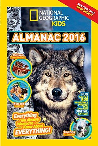 Almanac 2016 non fiction books