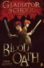 Blood Oath good books for 9 year old boys historical fiction