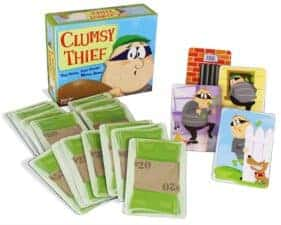 Clumsy Thief Summer Math Activities for Kids
