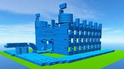 Imagination Playground educational app