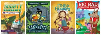 early chapter books for beginning readers