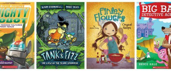 Captivating Beginning Chapter Books (Spring 2015)