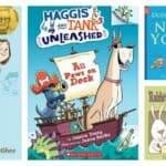 1st Grade Summer Reading List