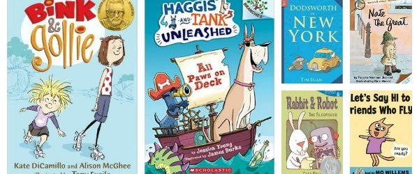 1st Grade Books: Summer Reading List
