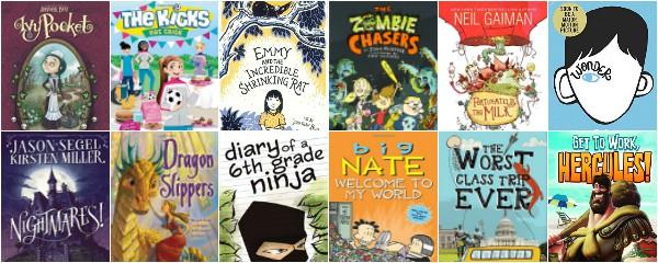fourth 4th grade reading list summer