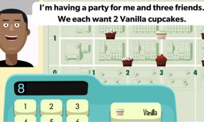 motion math cupcake educational app