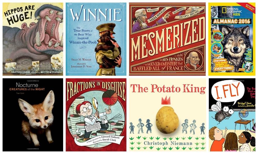10 fascinating nonfiction books for kids imagination soup