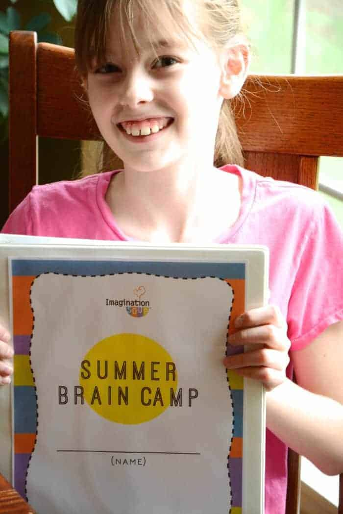Summer Learning Activities Printable for Kids from Imagination Soup