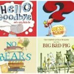Summer Picture Book Reading List for Pre-Readers