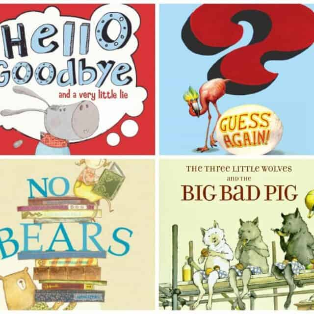 summer picture book list