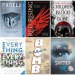 Teen Summer Reading List (Ages 13 – 18)
