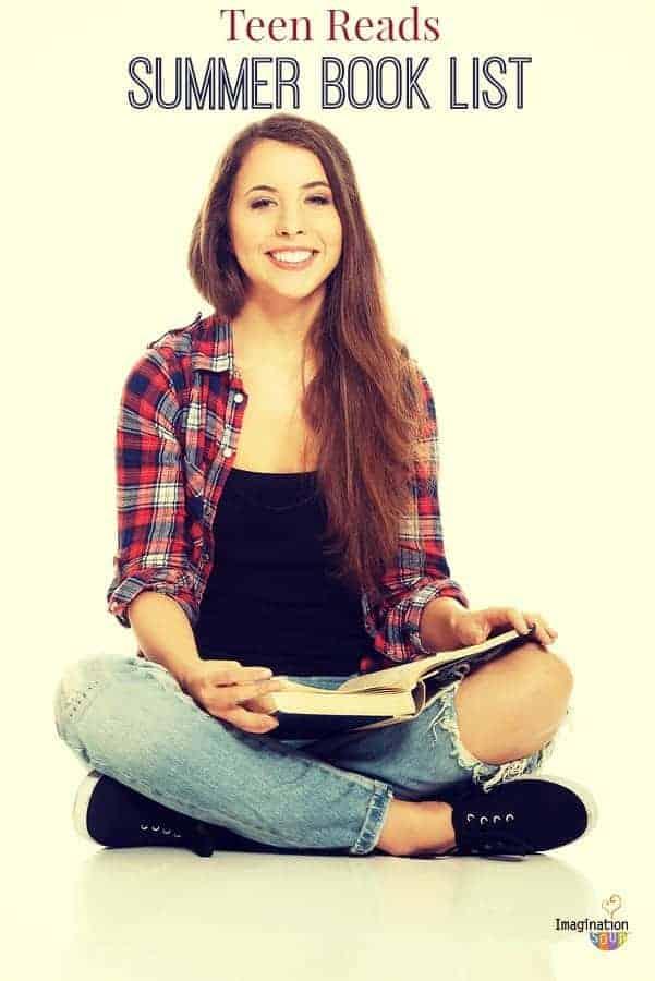 summer reading list for teens
