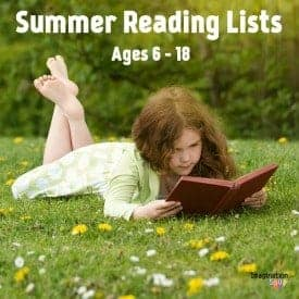 Summer Reading Lists for Kids