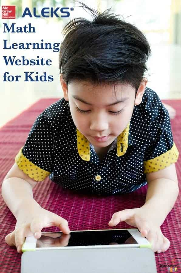 ALEKS is an amazing math teaching and learning website for kids