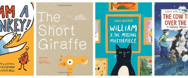 Wild Picture Books Summer 2015