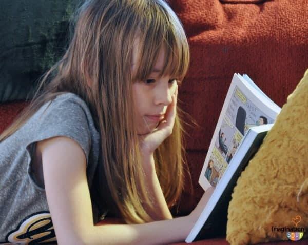 read a graphic novel