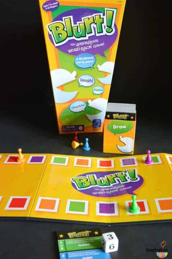 Blurt review on Imagination Soup