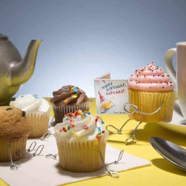 Happy Birthday Cupcake review and activities
