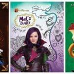 Prep for the Disney Movie with Descendants Books