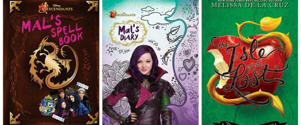 Prep for the Disney Movie with Descendants Books