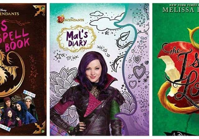 Disney's Desendants Books