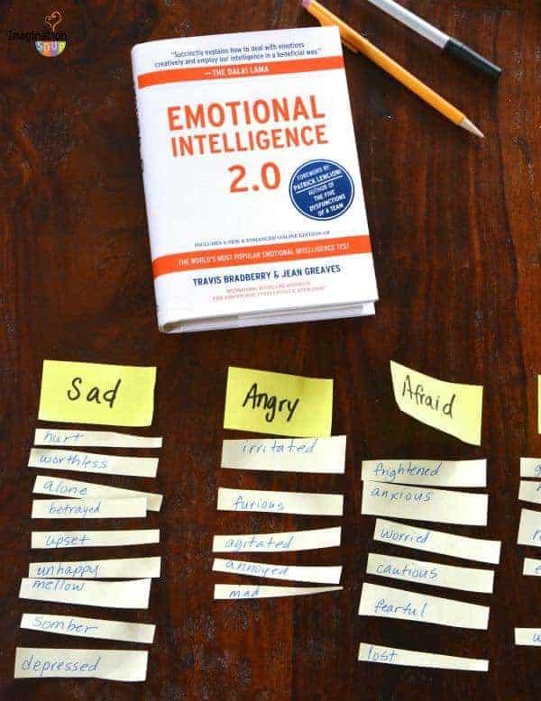 Emotions Categorizing