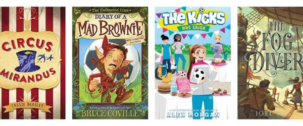 16 New Chapter Books for Summer Reading 2015